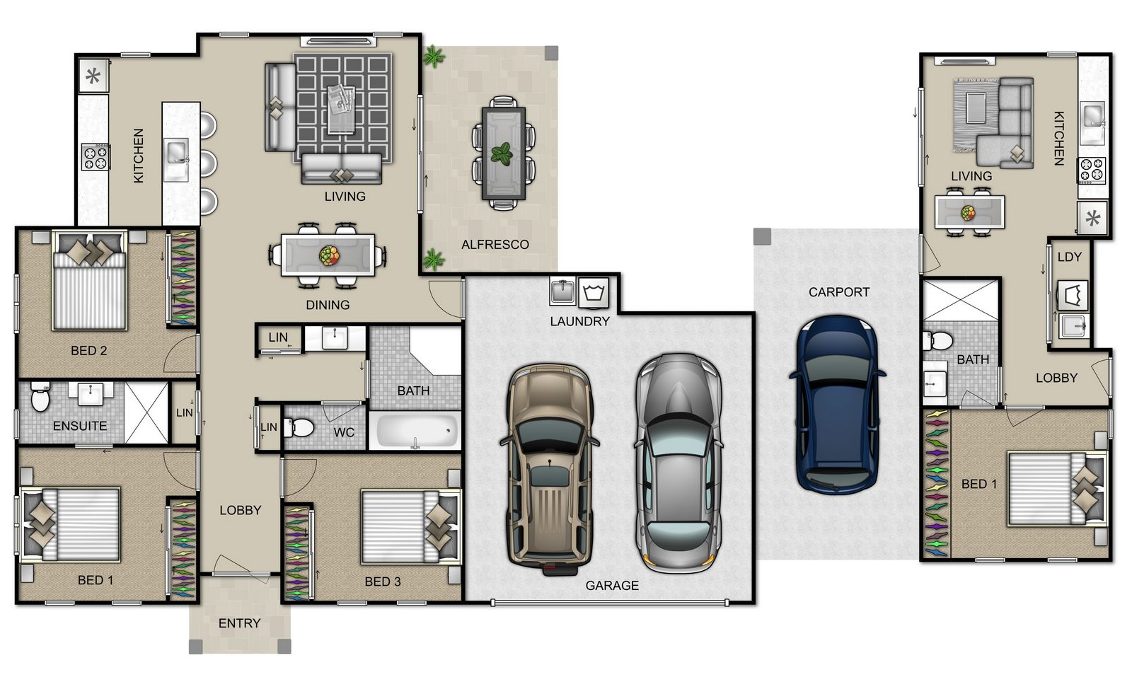 Moreton Floorplan